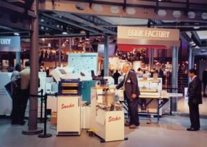 drupa 2000  Dusseldorf, Germany – May 2000