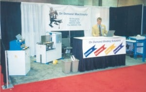 On Demand Digital Printing & Publishing Show – NYC – May 1997