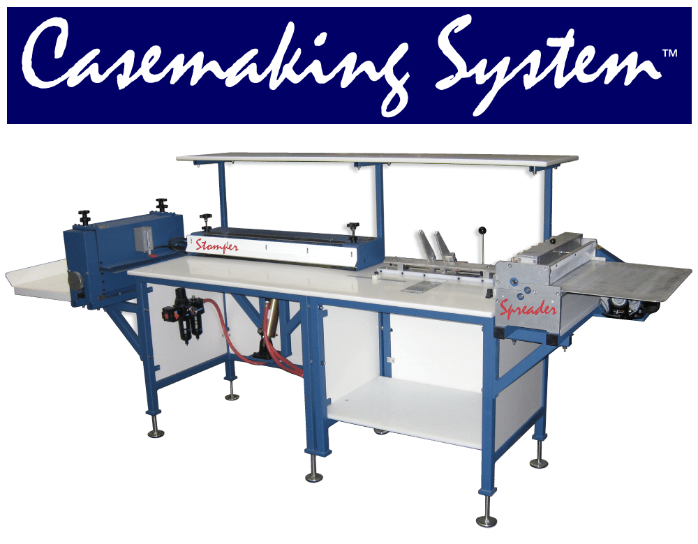 Casemaking System - Bookbinding Made Simple