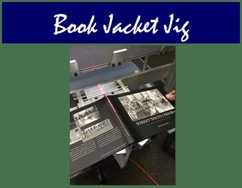 Book Jacket Jig